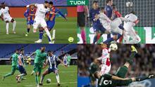 ¡Joyas! Las siete maravillas de Benzema con el Real Madrid