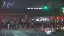 Piden refuerzos policiacos del Valle Central para controlar manifestaciones en Berkeley