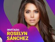 Roselyn Sánchez tiene una divertida charla con Chiqui Delgado en El Break de las 7