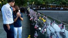 """""""El 9/11 sigue siendo el presente de muchos"""": Nueva York rinde un homenaje especial a las víctimas del atentado"""