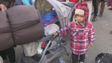 Incertidumbre y desesperación entre los integrantes de la caravana migrante en Tijuana