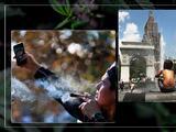 Venden marihuana abiertamente en el Washington Square Park frente a familias