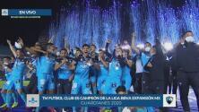 ¡Celebra Tampico Madero! Los jaibos levantan la copa de Liga de Expansión