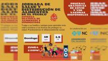 Zumba, vacunas y alimentos: El Pueblo organiza evento este fin de semana