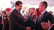 Maduro nombra a Tareck El Aissami como nuevo vicepresidente de Venezuela
