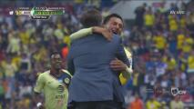Osote de Lajud y Guadalupe Clemente y América ya le gana 1-0 a Xolos