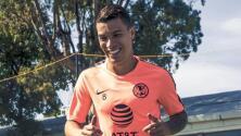 Mateus Uribe regresó al nido de Coapa tras el Mundial