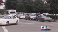 Operativo para evitar accidentes de tránsito en Stockton