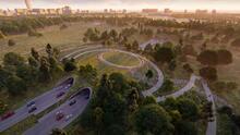 Así avanza la construcción del puente que unirá dos secciones del Parque Memorial en Houston