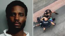 Sospechoso de asesinar a un joven en un restaurante de Miami Beach permanece en la cárcel sin derecho a fianza