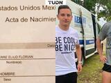 Fan de Tigres registra a hijo con nombres de Gignac y Thauvin: Pierre Eliud Florian