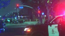 Persecución en Los Ángeles termina con una arrestada y un hombre con un tiro en la cabeza