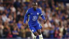 Kanté dio positivo a covid, se perderá próximos partidos del Chelsea