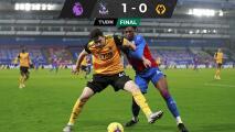 Wolverhampton sufre su séptima derrota sin Raúl Jiménez