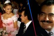 Hija de Joan Sebastian lo recuerda con el amoroso beso que le dio en sus XV años