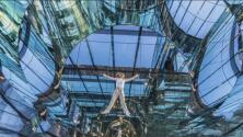 Vértigo e interactividad: así es la experiencia sensorial en lo más alto de un rascacielos en Nueva York