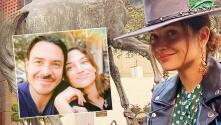 Tras anunciar su divorcio a principio de año, Natalia Jiménez tiene nuevo novio