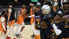 Casi lo desnucan: Chris Paul recibió tremendo empujón en triunfo de los Suns