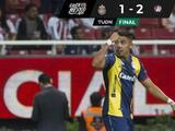 Chivas pierde en su debut ante San Luis con error de Toño Rodríguez incluido