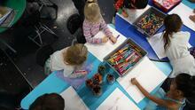 Todos los niños desde los 4 años recibirán educación preescolar gratuita en California y esto es lo que debes saber