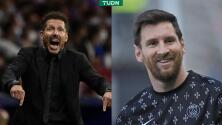 """Enrique Cerezo: Simeone hizo bien en """"intentar"""" fichar a Messi"""