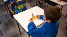 Reanudan las clases presenciales en escuela chárter que reportó brote de coronavirus