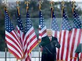 Trump demanda al comité que investiga el asalto al Capitolio para mantener en secreto documentos de su presidencia