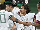 ¡Lainez, salvador! Con golazos de Diego y Tecatito, el Tri rescató empate ante Argelia