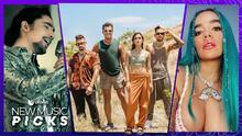 Uforia #NewMusicPicks: ¡Es viernes y tu playlist lo sabe!
