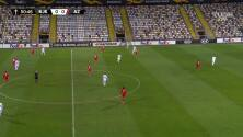 ¡GOOOL! Luka Menalo anota para HNK Rijeka.