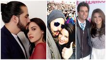 Su nuevo novio Andrés Tovar y otros amores de Maite Perroni