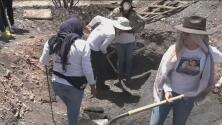 Activistas mexicanas que buscan desaparecidos reciben amenazas y sufren por el asesinato de una compañera