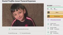 Familia pide ayuda para los gastos funerarios de menor que falleció en carrera de autos por accidente
