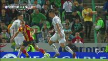 ¡Se llenó de pelota Correa y dejó ir una clara!