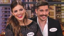 """Ethan sigue conquistando a Krystal con su personalidad alegre y su """"bigote de mariachi"""""""