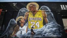Arrestan a un hombre por destrozar la tumba de Kobe Bryant