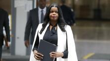 Kim Foxx, la nueva protagonista del caso Smollett que ha despertado fuertes críticas y hasta protestas