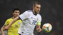 Artem Dzyuba, el líder inesperado de Rusia que anhela la clasificación a la Euro 2020
