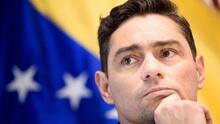 Venezuela recuperaría la libertad en los próximos meses, pronostica embajador Carlos Vecchio