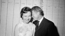75 años de matrimonio: el 'infinito' amor de Jimmy y Rosalynn Carter (y sus consejos para una pareja a prueba del tiempo)