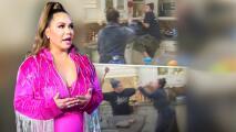 """Se dan hasta con el sartén: la 'pelea' entre Chiquis y su hermano Michael Rivera que demuestra su """"relación"""""""