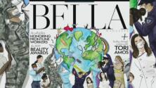 Héroes que luchan en tiempos de coronavirus son honrados en reconocida revista
