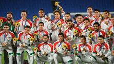 ¡Para la historia! Así vivió México su premiación en Tokyo 2020