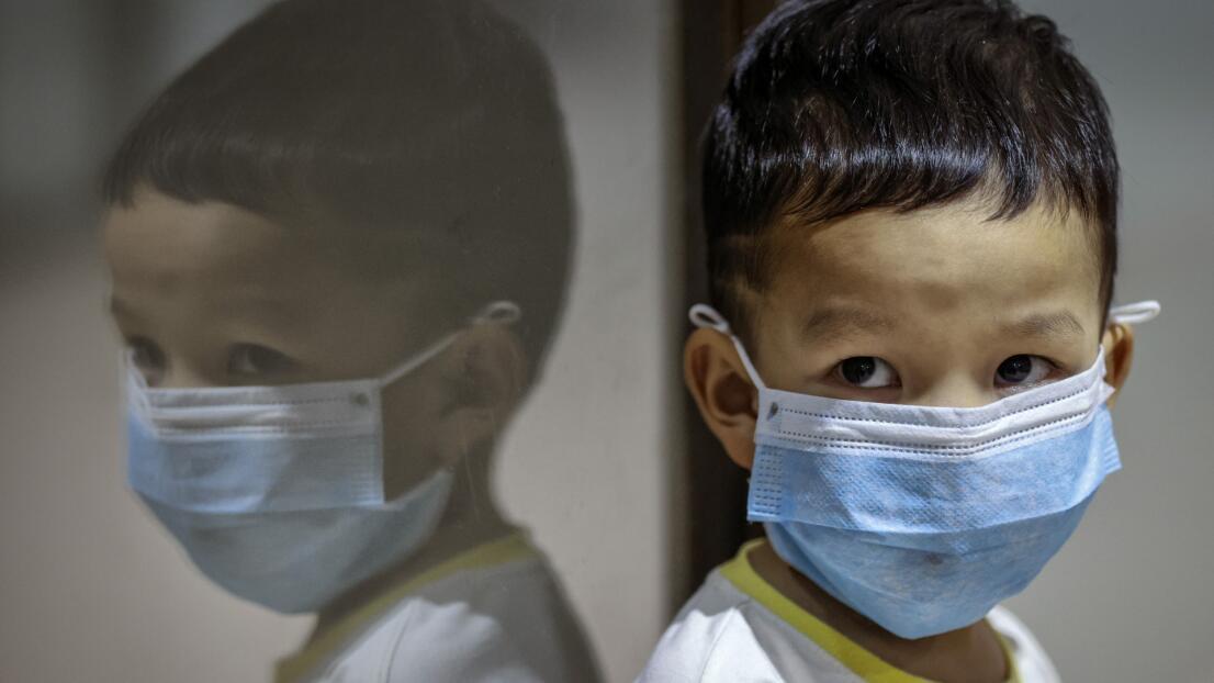 Florida encabeza la lista de nuevos casos por coronavirus en todo EEUU y la cifra de niños hospitalizados es alarmante