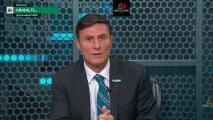 """Zanetti: """"Cuando se enfrentan Argentina y Brasil, ninguno es favorito"""""""