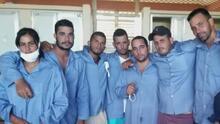 """""""Fue una pesadilla"""": hablan los ocho cubanos que naufragaron para llegar a EEUU"""