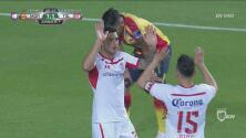 Doblete de Enrique Triverio y Toluca, ahora sí, le gana 2-1 al Morelia