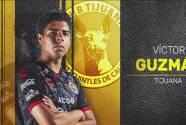 ¡Víctor Guzmán se lleva el premio como novato del año!