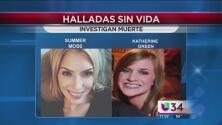 Autoridades investigan la muerte de dos mujeres en Atlanta