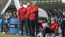 Vucetich considera que llegan en buen momento al Clásico Nacional